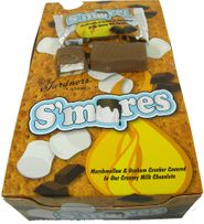 Smores Candy Bars 36ct Gardners