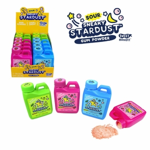 Sneaky Stardust Gum Powder 12 Count