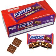Snickers Peanut Brownie 24 Count