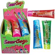 Sour Ooze Candy Tube 12 Count