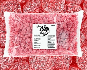 Sour Patch Cherries 5lb Bulk