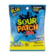 Sour Patch Kids Blue Raspberry 5oz Bag