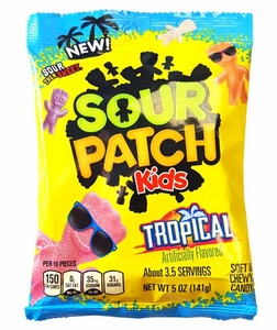 Sour Patch Kids Tropical 5oz