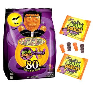 Sour Patch Kids Zombies 80 Count