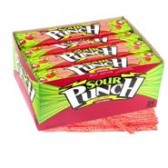 Sour Punch Cherry Straws 24 Count