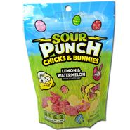 Sour Punch Chicks & Bunnies 8oz