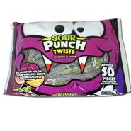 Sour Punch Halloween Twists 50 Count