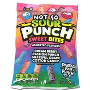 Sour Punch NOT So Sour Sweet Bites 5oz Bag