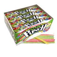 Sour Punch Rainbow Straws 24 Count