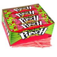 Sour Punch Strawberry Straws 24 Count