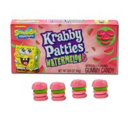 Sponge Bob Krabby Patties Watermelon 2.54oz Box
