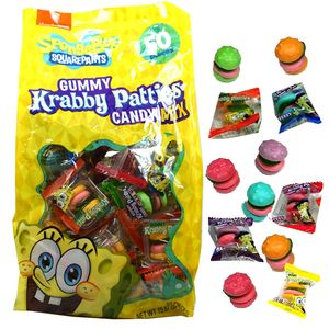 SpongeBob Krabby Patty Assorted 50 Count