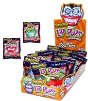 Spooky Lip Pops 12 Count