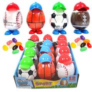Sports Buddy Eggs With Jelly Beans 12 Count