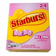 Starburst All Pink 24 Count