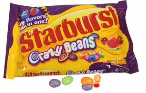 Starburst Crazy Jelly Beans 13oz Bag