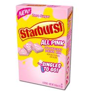 Starburst Singles To Go Zero Sugar Drink Mix, Strawberry 6 CT