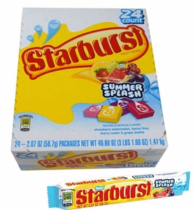 Starburst Summer Splash 24 Count