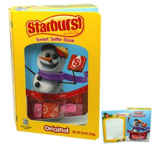 Starburst Sweet Selfie Christmas Treat