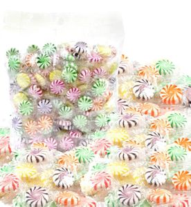 Assorted Flavors Starlight Mints 5lb Bag