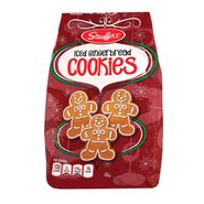 Stauffers Iced Gingerbread Cookies 12oz