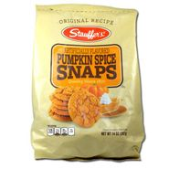 Stauffers Pumpkin Pie Snaps Cookies 14oz