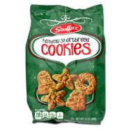 Stauffers Red & Green Shortbread Holiday Cookies 12oz
