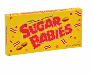 Sugar Babies Candy 6oz Box