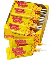 Sugar Daddy Lollipop 24ct Nostalgic Candy
