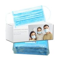 Face Masks Disposable 50 Count (3 PLY)