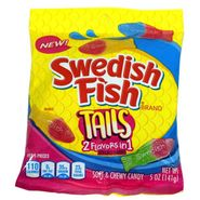 Swedish Fish Big Tails 5oz Assorted