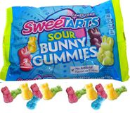 Sweetart Sour Bunny Gummies 11oz Bag