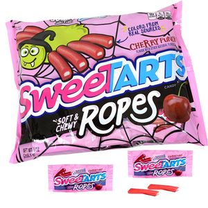 SweeTart Ropes Fun Size Halloween 12 Count