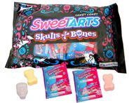 SweeTart Skull & Bones Candy 24 Count