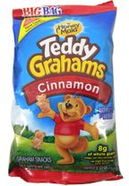 Teddy Grahams Cinnamon 3oz Bag
