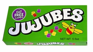 JuJubes Theater Size 5.5oz Box