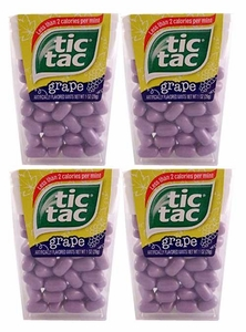 Tic Tac Grape Big Pack 12 Count