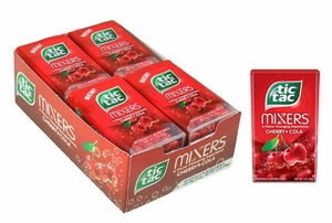 Tic Tac Mixers Cherry Cola 12 Count