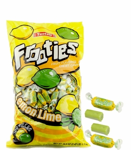 Tootsie Frootie Lemon Lime 360 Count