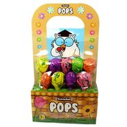 Tootsie Pops Easter Garden Basket 18 Pops