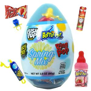 Topps Spring Assorted Candy Mix Egg