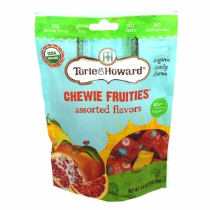 Tori and Howard Fruit Chewies Assorted 4oz Bag