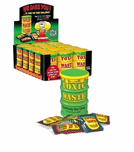 Toxic Waste Candy 12 Cans