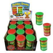"""Toxic Waste """"Holiday"""" Drums 12 Count"""