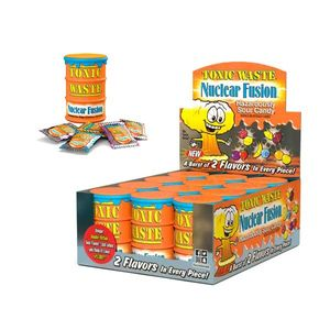 Toxic Waste Nuclear Fusion Candy 12 Count
