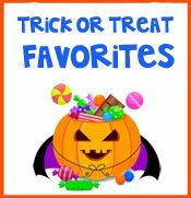 Trick or Treat Candy Favorites
