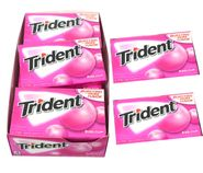 Trident Bubble Gum 12 Count
