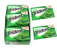 Trident Spearmint 12 Count