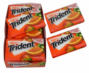 Trident Tropical Twist 12 Count