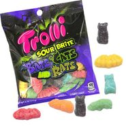 Trolli Sour Bats, Cats & Rats 4oz Bag